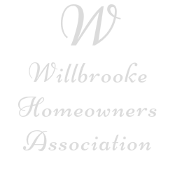 WILLBROOKE HOME OWNER ASSOCATION